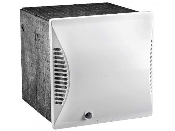 DIMPLEX 364570 DL50Q Wandhülse quadratisch mit Außenwandblende