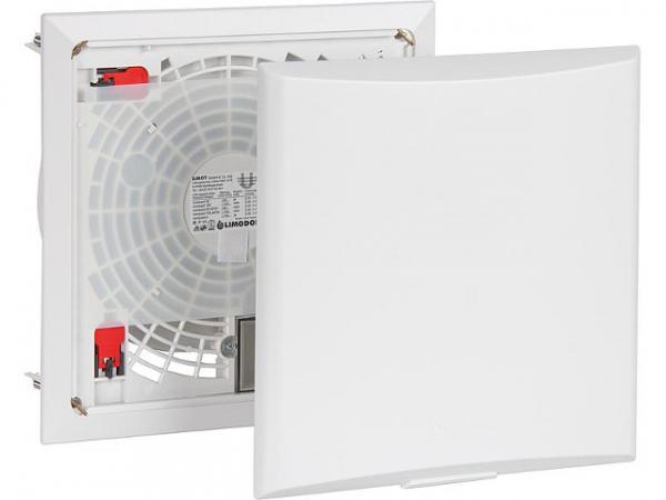 LIMODOR 00081 Ventilatoreinsatz, V=100 m³/h, 1-stufig, Compact 100