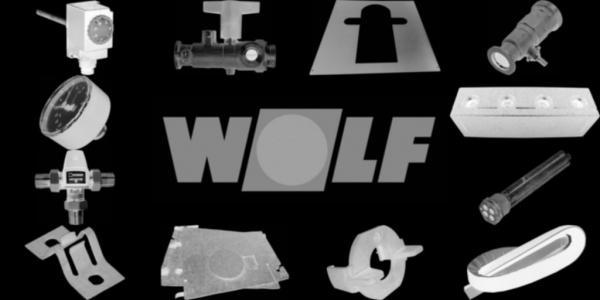 WOLF 8900706 Verkleidung Deckel, Topas