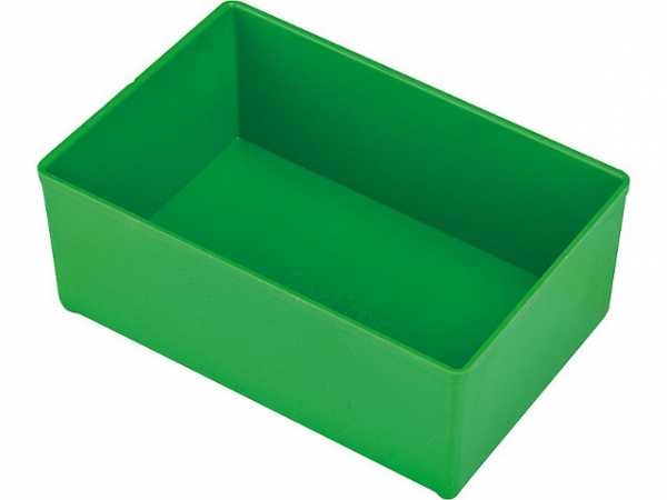 Insetbox grün D3 für Schublade I-Boxx+L-Boxx 102 156x104x63mm
