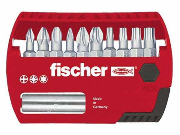 Fischer 533153 Profi Bit Set FPB (11 Teile)
