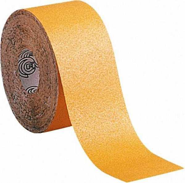 Korundschleifpapier 110mm/50m, Körnung A80 1 Rolle