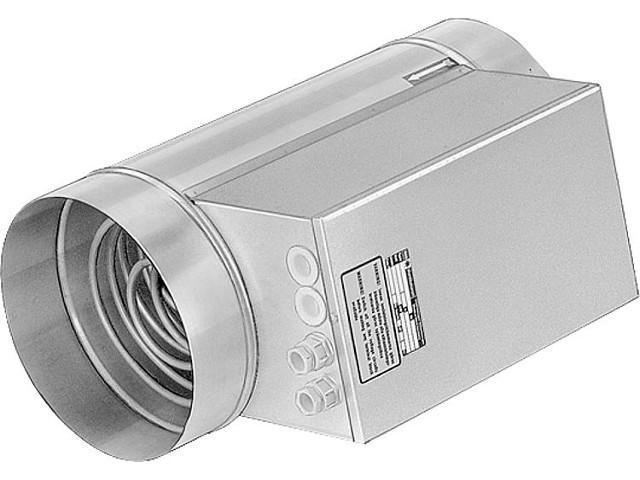 8708 Elektro-Heizregister für runde Rohrleitungen EHR-R 0, 4/10