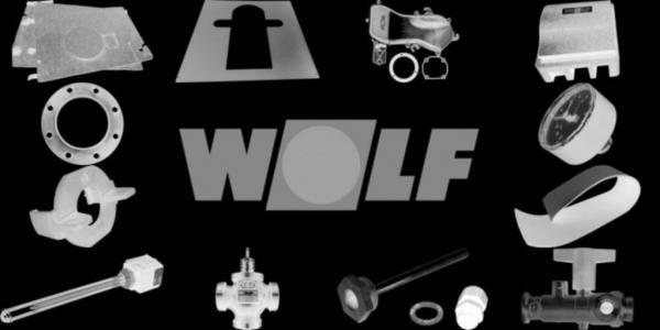 WOLF 1625090 Isolierung für Gussblockmantel