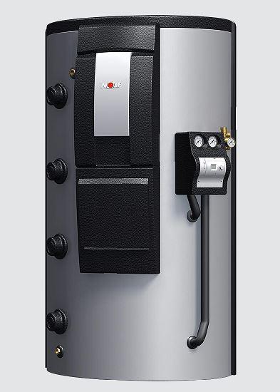 WOLF 8614717Z01 Paket Schichtenspeicher BSP-W- SL1000