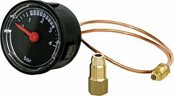 Manometer für ZR/ZWR Geräte Junkers Nr.: 8 717 208 052