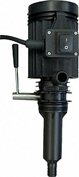 Elektropumpe Pico230 Manuell-Zapfventil 230V Leistung ca 30l/min