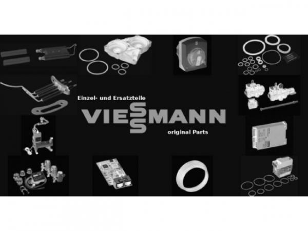 Viessmann Umwälzpumpe VIRS-25/4-1 Wilo 12h 180° 7339455