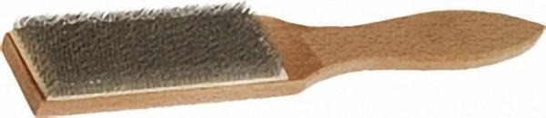 Feilenbürste Bürstenlänge: 110mm, Breite: 40mm