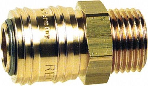 Verschlußkupplung AG Typ 26 G 3/8''