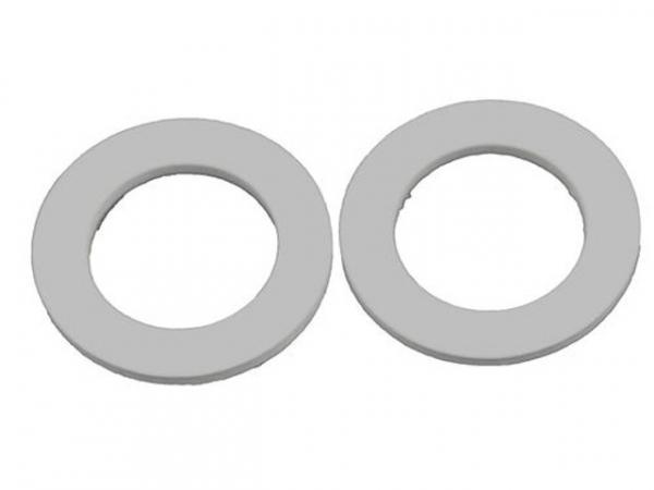 WOLF 8613404 Flachdichtung 27,5x17,5x2 (2 Stück)