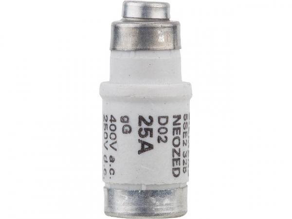 Neozed-Sicherungseinsatz, D02 25A