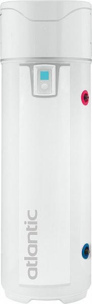 ATLANTIC Warmwasserspeicher mit Abluft-Wärmepumpe