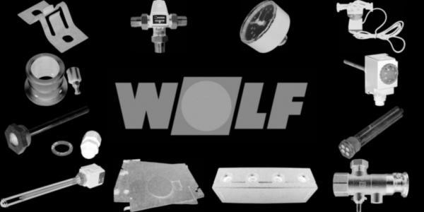 WOLF 8810253 Turbulatoren (Satz) für NK/NB/NUNU-B/NU-1/NU-1B 50-63kW