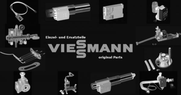 VIESSMANN 7820157 Stecker 2/3/4/8-pol grau Kleinspannung