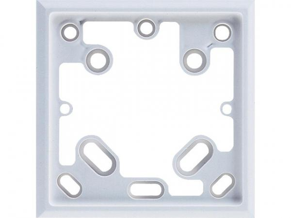 EBERLE Kunststoff Adapterrahmen für UP-Dosen ARA 1 E
