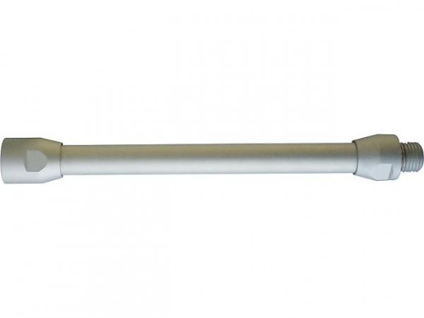 Verlängerung für Druckluft- Ausblaspistolen, gerade Ausführung Länge 150 mm