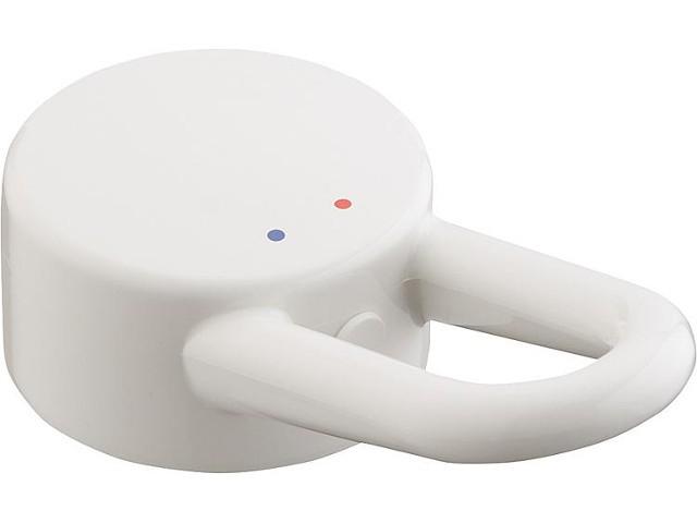 hansgrohe 13290450 griff axor uno f r wt bidet k chenmischer wei. Black Bedroom Furniture Sets. Home Design Ideas