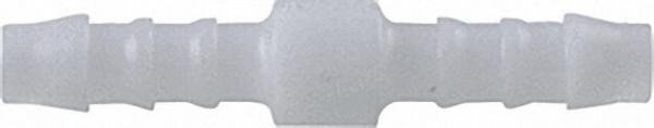 Schlauchverbinder für Saugschlauch 6 x 6mm