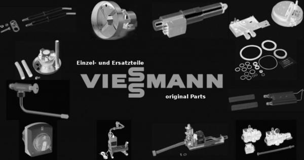 VIESSMANN 7823161 Kesselanschluss-Stück 60/100 lang