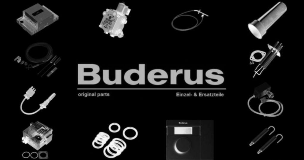 Buderus 87485110320 Winkel 3/4