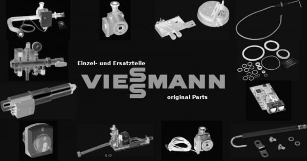 VIESSMANN 7329149 Wellrohr DN20 L=412mm