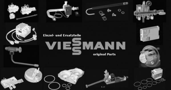 VIESSMANN 7822141 Brennergehäuse VEK Gr.1 m. Luftführung