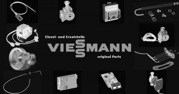 VIESSMANN 9521918 Pumpenmotor UPS-60 3-stufig