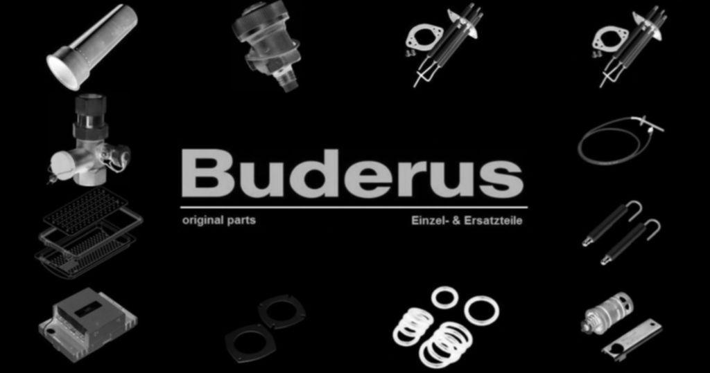 Buderus 63023625 Anschlussleitung Correx UP everp