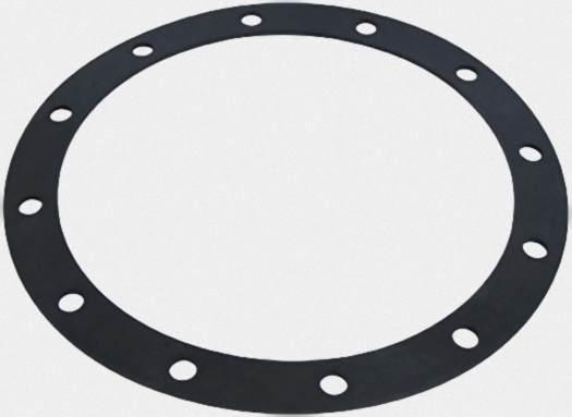 VIESSMANN 7810737 Speicherdichtung 250x310x3 mm für RudoCell