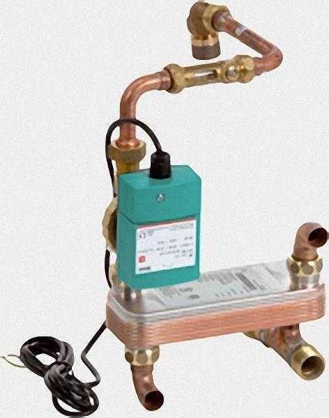 VIESSMANN 7186663 Solar-Wärmetauscher-Set