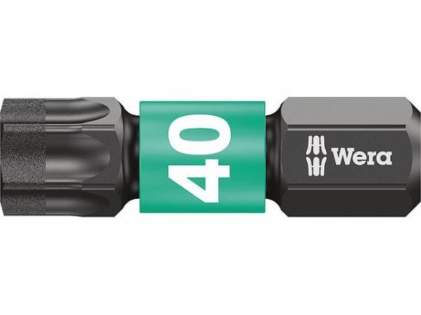 """WERA Bit 1/4"""" Impaktor für Schlagschrauber T 40, 25 mm"""