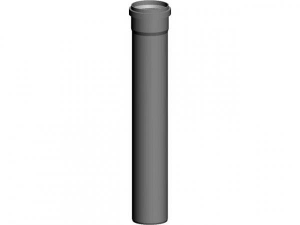 WOLF 2651872 Abgasrohr DN60 L:1000mm aus Polypropylen