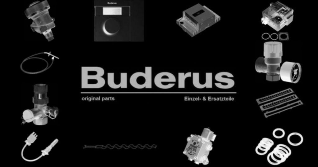 Buderus 87185738820 Temperaturfühler Pufferspeicher everp