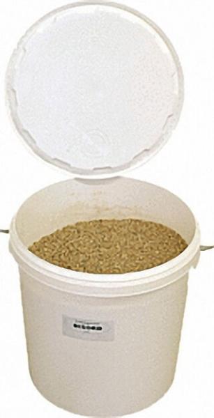 Ölaufsaugmittel, Ölbindemittel 1 Eimer mit 5 kg