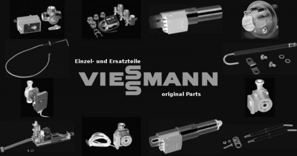 VIESSMANN 7826743 Rohr-Clips d=28 h=48 Gew. M6 einfach