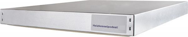 Heizkesselpodest Größe -C- 1300 x 850 x 70mm