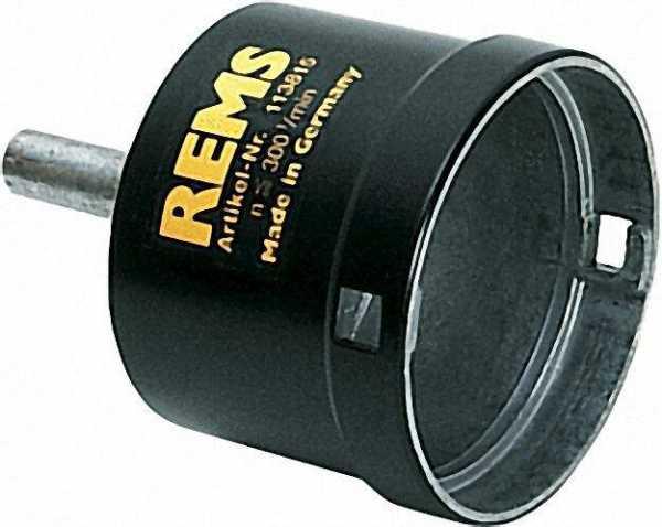 Mitnehmer für elektrischen Antrieb durch Schrauber mit Bohrfutter Nur für Rems REG 10-42mm