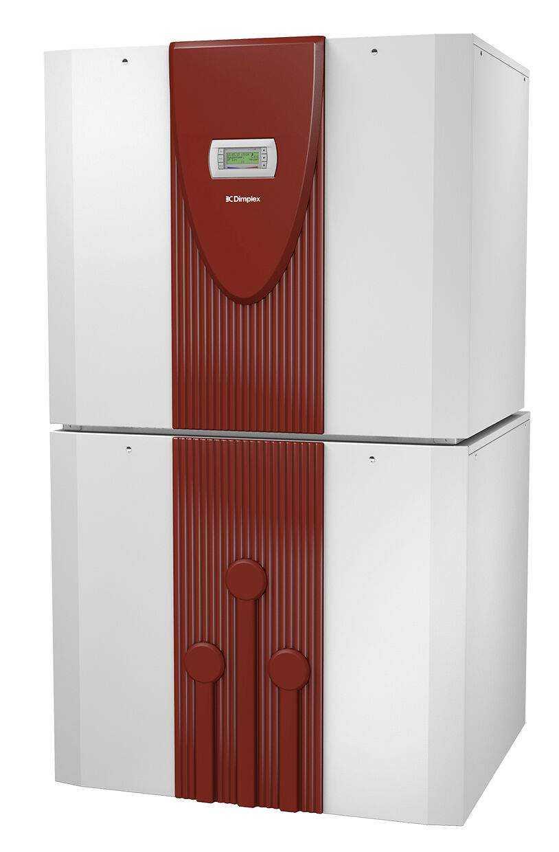 368450 SI35TU Hocheffizienz Sole/Wasser-Wärmepumpe - 2 Leistun