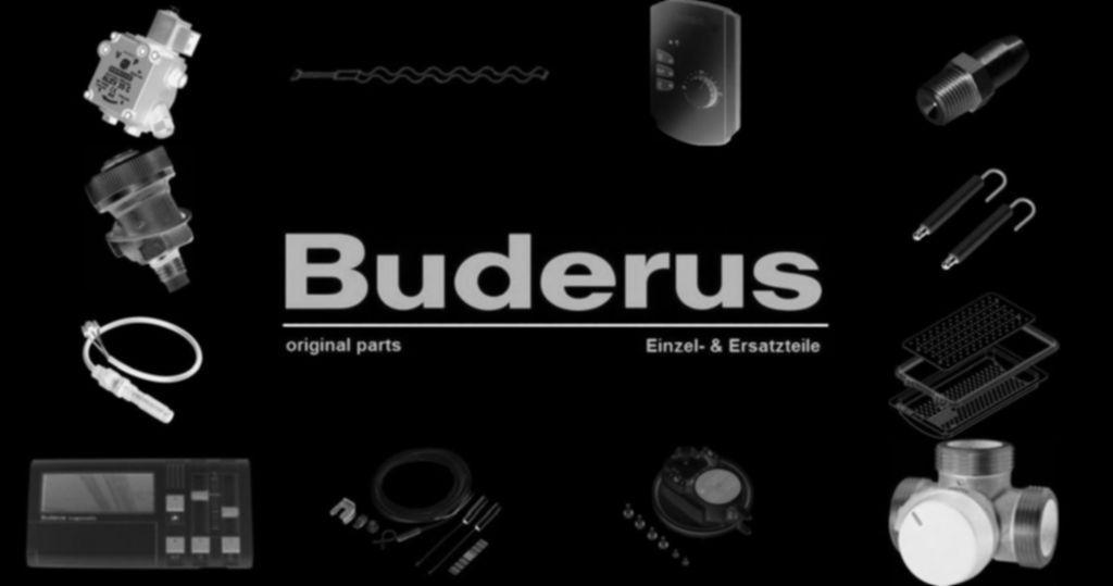 Buderus 5016900 Modul M006 S08 Warmwasser everp