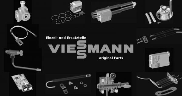 VIESSMANN 7835147 Schlauch 3-Wege-Ventil Austritt oben