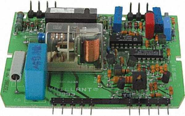 Leiterplatte 13-0315 (Abgaskl. /Abzugshaube)
