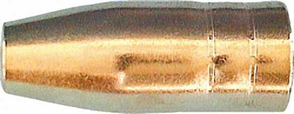 Gasdüse für Brennerschaft 15mm konisch, 15mm