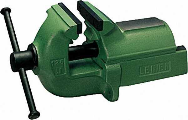 Parallel-Schraubstock Junior Backenbreite 125mm