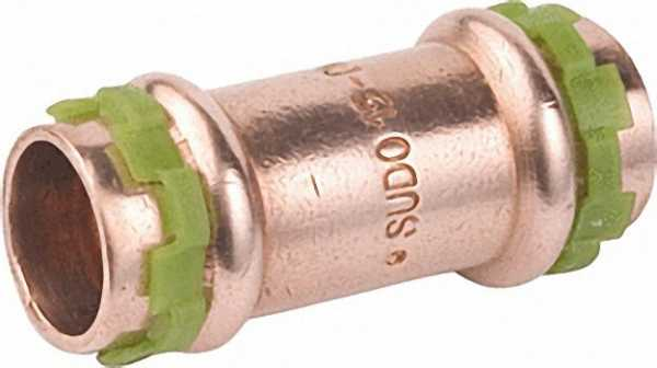 Kupfer-Pressfitting Muffe, I/I, VC5270 16mm
