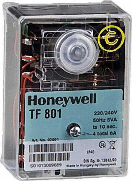 HONEYWELL Steuergerät TF 834E. 3
