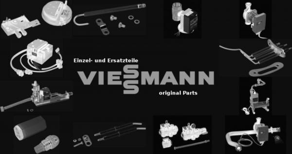 VIESSMANN 5072635 Ölschlauch-Vorlauf für Unit Ölbrenner