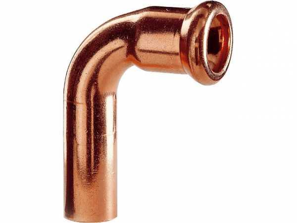Pressfitting Kupfer Paket2: 18mm mit M-Kontur