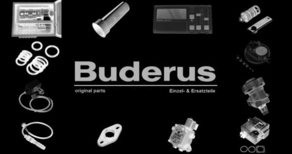 Buderus 8738207227 Anlaufstrombegrenzer 4/0 230V Anlaufstrombegrenzer 4/0 230V