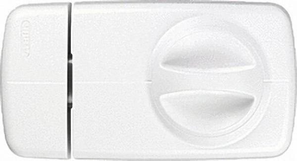ABUS -Tür-Zusatzschloss 7010 W EK weiß